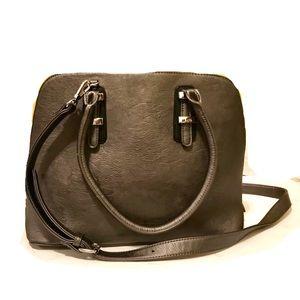 Charming Charlie crossbody organizer handbag